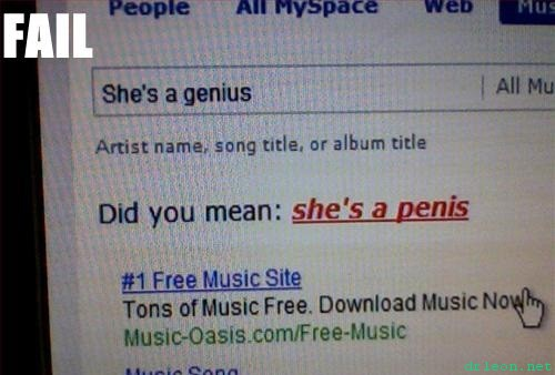 google-search-fail
