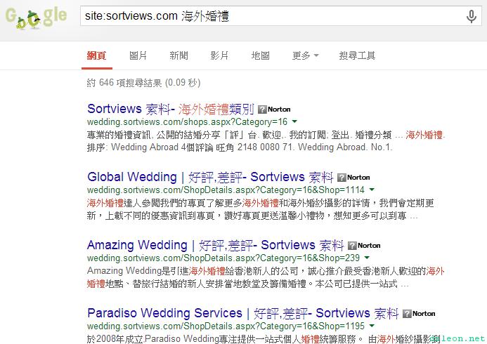 sortviews