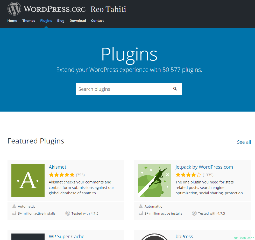 WordPress Free Plugin